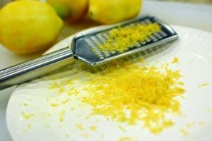 Влажный лимонный пирог - фото шаг 1