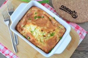 Пирог с рисом и творогом - фото шаг 9