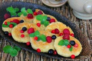 Сырники с овсянкой - фото шаг 7
