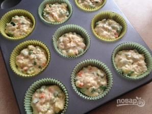 Овощные кексы - фото шаг 9