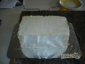Детский торт из мастики (мастер-класс) - фото шаг 5