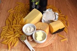 Паста «Четыре сыра» - фото шаг 1