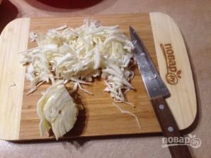 Салат из капусты с вишней - фото шаг 1