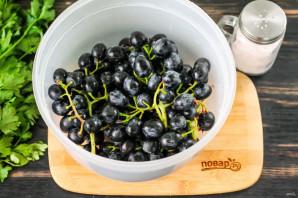 Моченый виноград на зиму - фото шаг 2