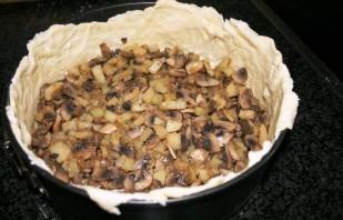 Творожное тесто без яиц - фото шаг 5