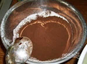 Бисквит с какао классический - фото шаг 2