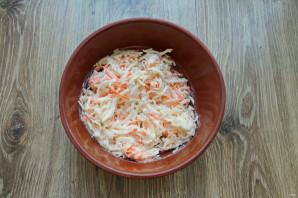 Салат из дайкона со сметаной - фото шаг 5
