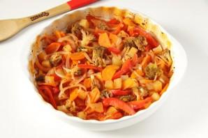 Овощи в томатном соке - фото шаг 5
