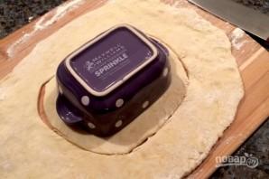 Куриный пирог в горшочке - фото шаг 9
