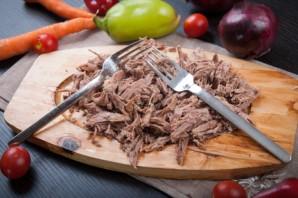Холодец из говядины и свиных ножек - фото шаг 3
