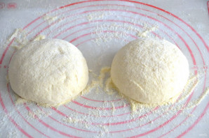Марокканский хлеб - фото шаг 5