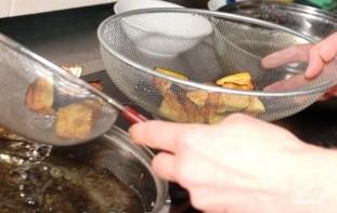 Баклажаны в кисло-сладком соусе - фото шаг 3