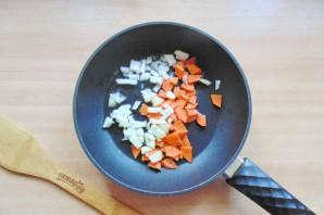 Овощное рагу со стручковой фасолью и кабачками - фото шаг 2