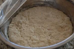 Хрустящий хлеб в духовке - фото шаг 2