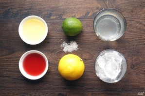 Витаминный коктейль для иммунитета - фото шаг 1