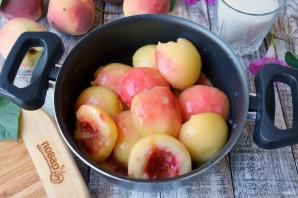 Персиковый джем - фото шаг 3