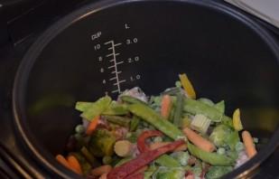 Фрикадельки с овощами - фото шаг 3