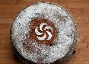 Сметанный пирог с ежевикой - фото шаг 9