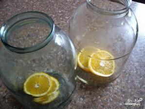 Березовый сок с апельсином - фото шаг 2