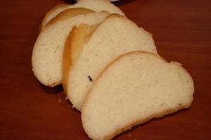 Гренки с ветчиной и сыром - фото шаг 3