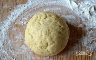 Лимонный пирог из дрожжевого теста - фото шаг 8