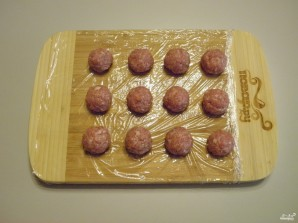 Картофельный суп с фрикадельками - фото шаг 4