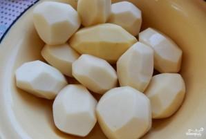 Суп из ревеня - фото шаг 2