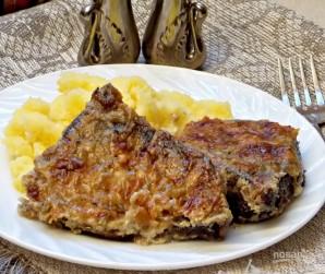Запеканка из вареной говядины - фото шаг 5