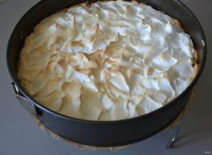 Грушевый пирог с карамельной заливкой - фото шаг 18