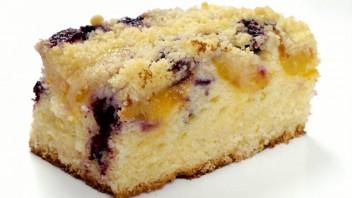 Простой ягодный пирог - фото шаг 4