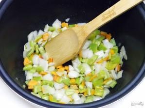 Овощное рагу в мультиварке - фото шаг 3