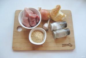 Полуфабрикаты из свинины - фото шаг 1