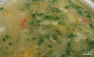 Суп из куриной грудки - фото шаг 13