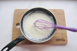 Белый соус - фото шаг 6