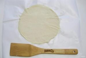 Итальянский хлеб с сыром - фото шаг 4