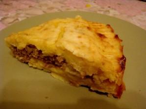 Запеканка из картофельного пюре в духовке - фото шаг 5