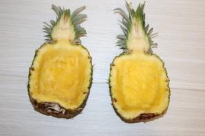 Фаршированные ананасы - фото шаг 9