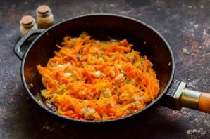 Гречневый суп с фасолью - фото шаг 7