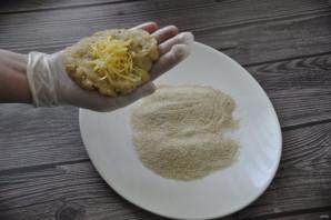 Котлеты из щуки с сыром - фото шаг 6
