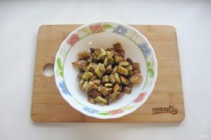 Баклажаны как грибы с майонезом - фото шаг 6