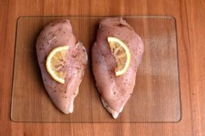 Куриная грудка су-вид - фото шаг 2