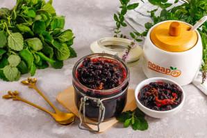 Варенье из черной смородины с мятой - фото шаг 6