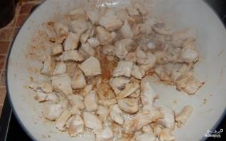 Жаркое в горшочке с картофелем - фото шаг 4
