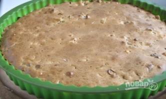Заливной пирог с зеленым луком и яйцом - фото шаг 5