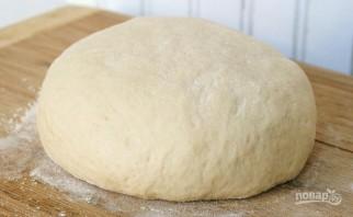 Пирожки с капустой из дрожжевого теста - фото шаг 2