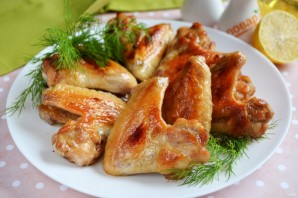 Простой маринад для курицы из меда и горчицы - фото шаг 5