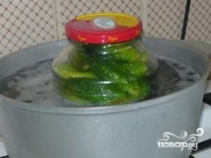 Маринованные огурцы быстрого приготовления - фото шаг 5