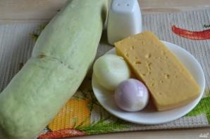 Кабачки с сыром в духовке - фото шаг 1