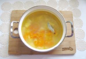 Суп из камбалы - фото шаг 11