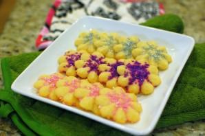 Печенье из шприца - фото шаг 8